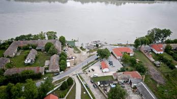 Öt területre adták ki az árvízvédelmi készültséget