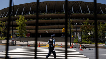 Nemi erőszak az Olimpiai Stadionban