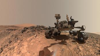 Az élet lehetséges nyomaira bukkanhatott a Marson a Curiosity