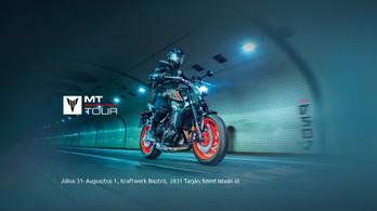 Meghajtanád a Yamaha MT-ket? Megteheted