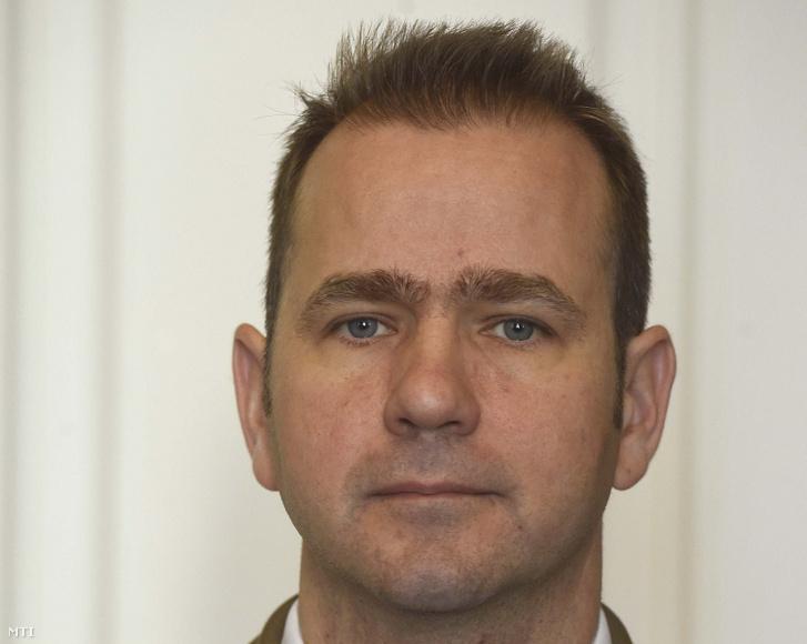 Bunford Zsolt, az Információs Hivatal főigazgatója
