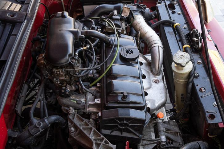 Csak nyolcszelepes, de modern motornak számított a TU család, melynek leszármazottait ma is gyártják