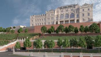 Palotából munkásszálló, most megint palota
