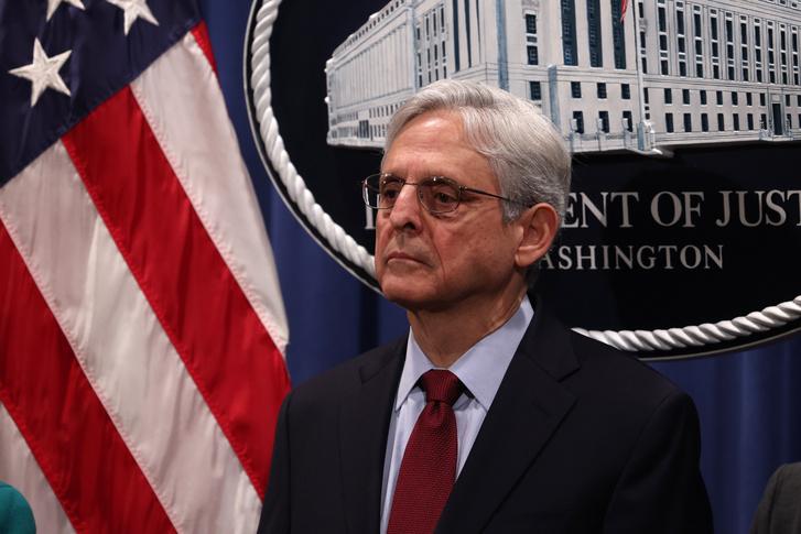 Merrick Garland amerikai igazságügyi miniszter