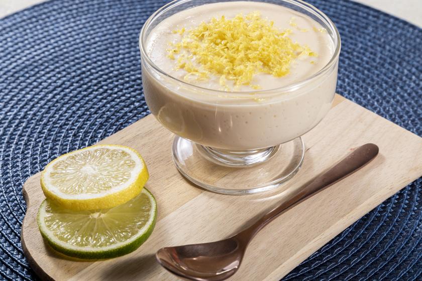 Ellenállhatatlan citromhab: a tejszíntől olyan lágy, selymes