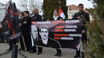 Szabadlábon a terrorizmus vádjában elítélt székelyek