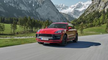 Frissebb és erősebb lett a Porsche Macan, már másodjára