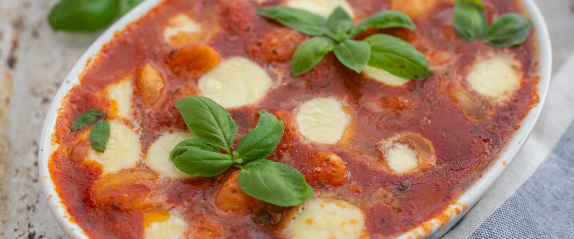 sütőben sült paradicsomos gnocchi cover