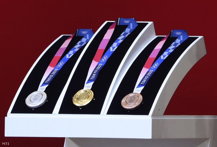 Ezekért az érmekért szállnak harcba a sportolók a tokiói olimpián