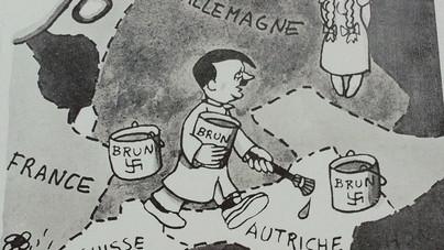 Történelmi tévhit vagy tényleg igaz, hogy Hitler szobafestő volt?