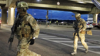 Ukrán határőrökre támadt az SZBU