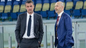 Torokrákot diagnosztizáltak a Milan vezérigazgatójánál