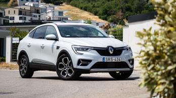 Teszt: Renault Arkana Intense Tce 140 EDC – 2021.