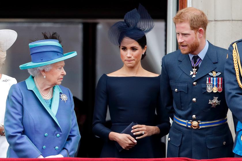 királynő meghanék