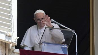 Új süteménnyel köszönthetik Ferenc pápát Budapesten