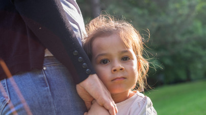 Így segíthetsz a gyerekeden, ha attól retteg, hogy elveszíthet