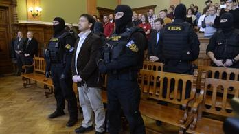 Portik Tamásra életfogytig tartó fegyházbüntetést kér az ügyészség