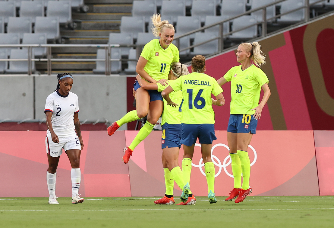 női foci