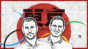 Ezért kell pulóver a tokiói kánikulában
