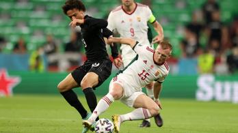 Szerződést hosszabbított a magyar válogatott futballista