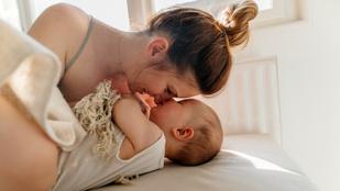 Ebből a 4 jelből tudod, hogy a kisbabád tényleg szeret