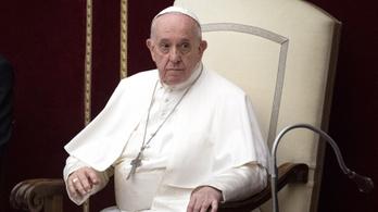 Ferenc pápa a Szépművészeti Múzeumban találkozik Orbán Viktorral