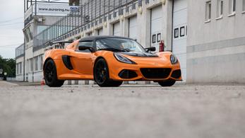 Joy of Driving: Lotus Exige Sport 410 Final Edition