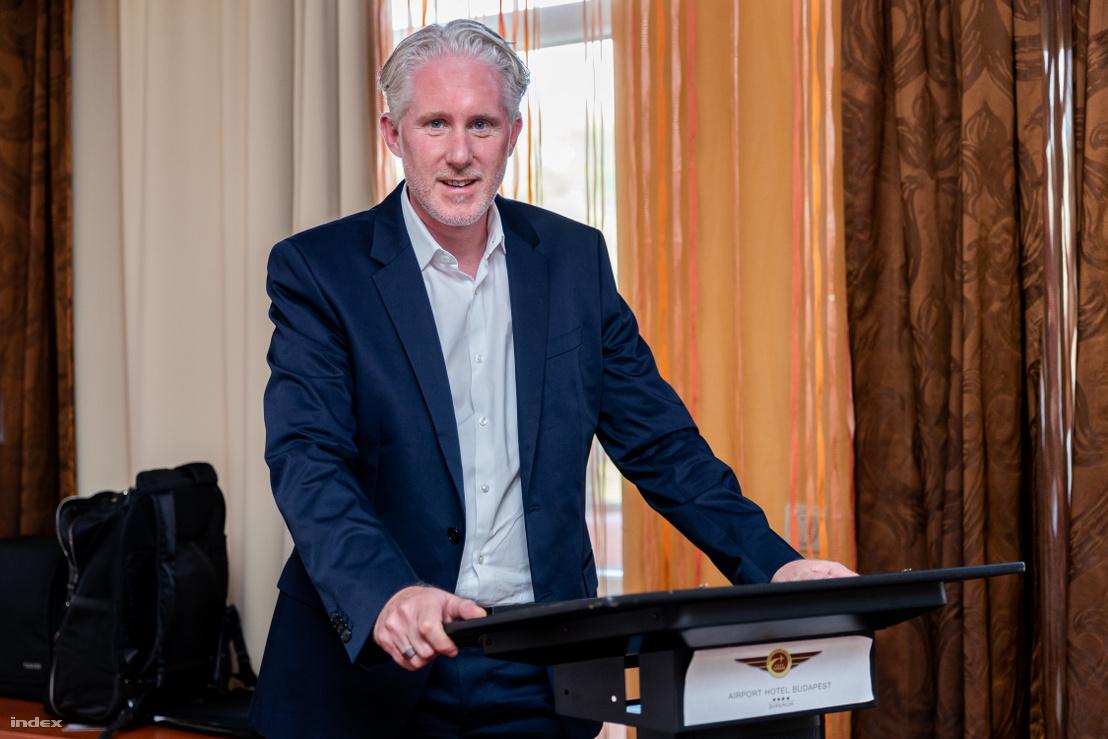Joachim Höh, a Dallmayr Németország és Közép-Kelet Európa ügyvezetője