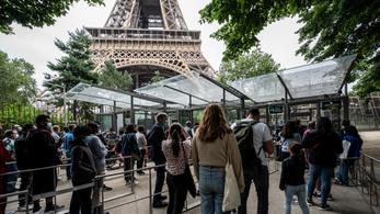 Bárki megnézheti az Eiffel-tornyot, ha megfelel néhány előírásnak