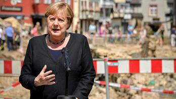 Négyszázmillió eurós segélyt ad a katasztrófa sújtotta tartományoknak a német kormány