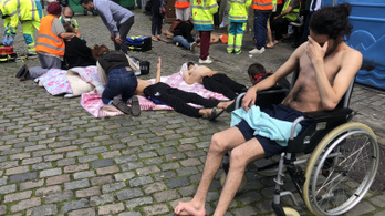 Migránsok éhségsztrájkja buktathatja meg a belga kormányt