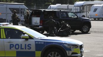 Túszokat ejtettek egy svéd börtönben