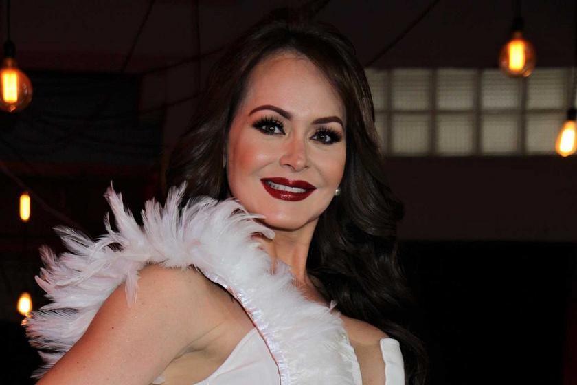 Gabriela Spanic mellvillantós fehérneműben pózolt: a 47 éves sztár ennyire szexi volt