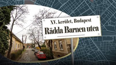 Ki volt a rejtélyes Rädda Barnen, akiről Rákospalotán hálából utcát neveztek el?
