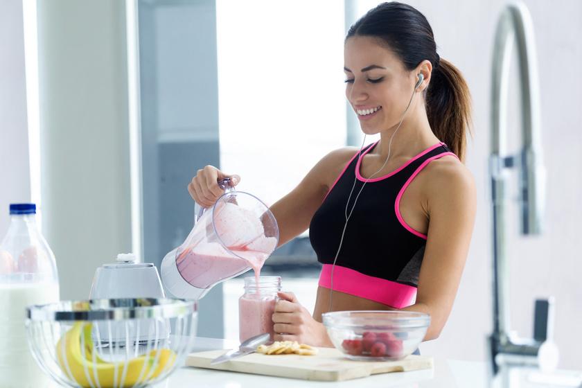 Tisztítják a bélrendszert, beindítják a fogyást: 8 gyümölcsturmix, ami tele van vitaminnal