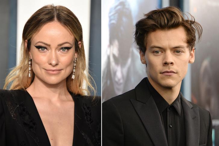 Olivia Wilde és Harry Styles