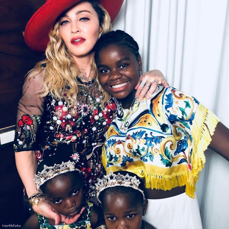 Madonna jelenleg Lisszabonban él, ahová 2017-ben azért költözött, hogy fia, David futballkarrierjét segítse