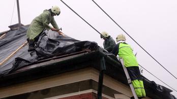 Eddig négy önkormányzat kért állami támogatást viharkár miatt