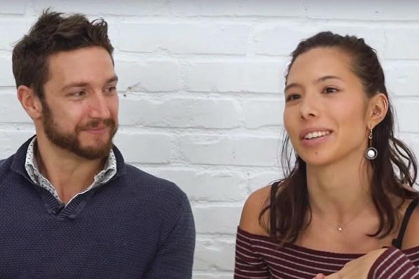 Shane Tusup és csinos barátnője, Courtney: a Széchenyi fürdőben pancsoltak