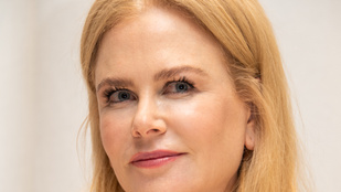 Nicole Kidman felismerhetetlen ezzel a frizurával