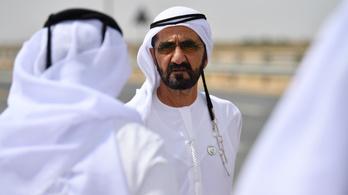 A fogva tartott dubaji hercegnő telefonját is lehallgathatta a Pegasus