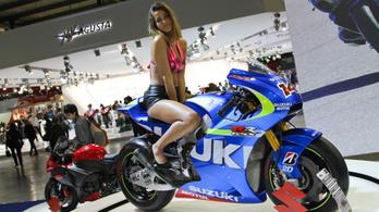 A Suzuki is kiállít Milánóban