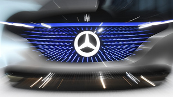 2030-ra már csak villanyautókat gyártana a Mercedes