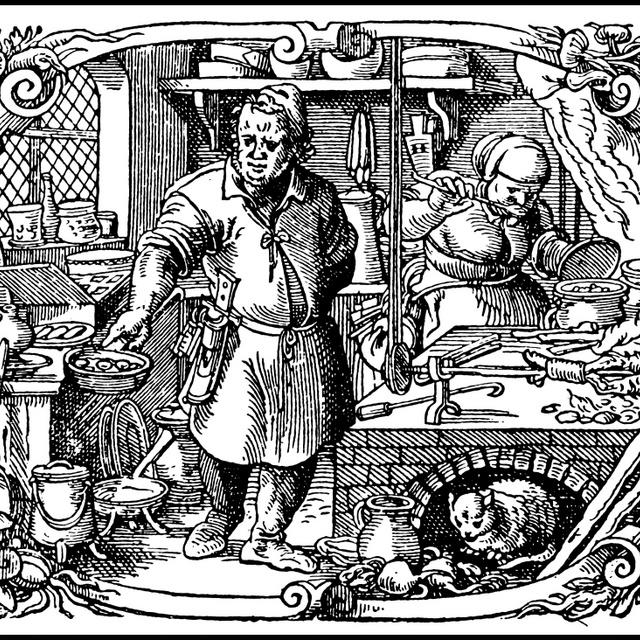 5 meghökkentő fogás a középkori lakomákból: sült sünt és élő békákkal töltött pitét is felszolgáltak