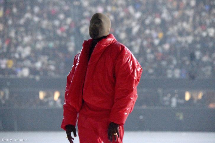 Kanye West az atlantai lemezbemutatón