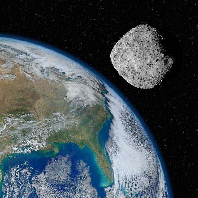 Hatalmas aszteroida tart a Föld felé: ma kerül a legközelebb bolygónkhoz