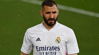 Koronavírusos a Real Madrid sztárja