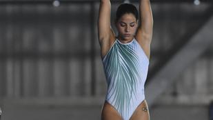 Szexelt az olimpián, hónapokig szenvedett miatta a brazilok műugrója, Ingrid Oliveira