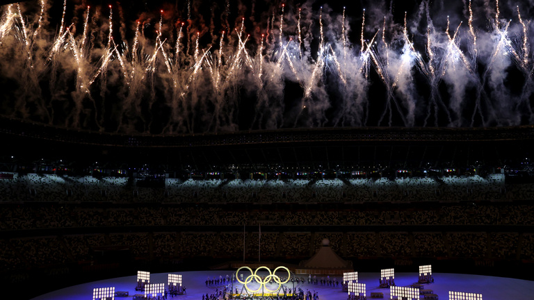 Megkezdődött! Hivatalosan is elrajtolt a tokiói olimpia