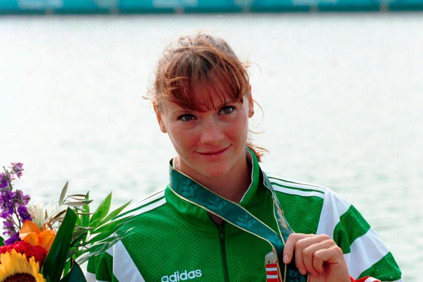 Kőbán Rita a 90-es évek kajak olimpikonja volt: 56 évesen így néz ki friss fotóján
